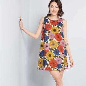 NWT Princess Highway Floral Mini Shift Dress